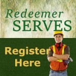Redeemer Serves Register